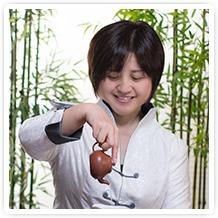 中国茶講師・加藤多都子
